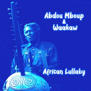 African Lullby cover